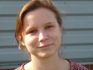 Domitille Quaghebeur, animatrice Biocabas chez Norabio.
