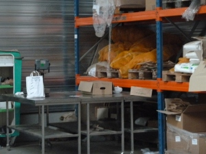 Atelier de préparation des biocabas