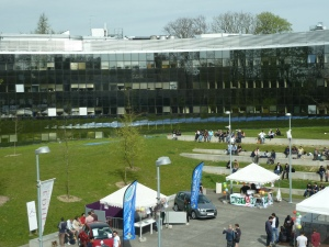Journée DD sur le campus EDHEC