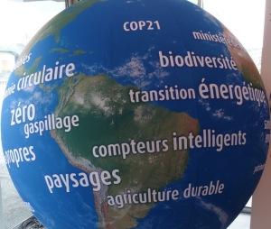 Mape Monde COP21