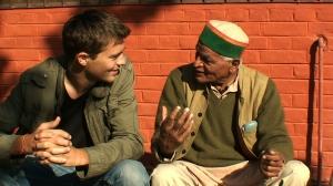 Rencontre avec Satish Kumar, ancien moine