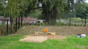Rucher du Marillon, premier rucher d'entreprises de la Porte du Hainaut