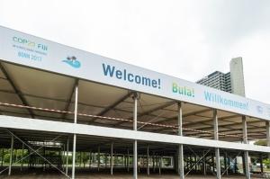 Préparation de la COP23 à Bonn