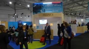 Pavillon France ouvert à la société civile