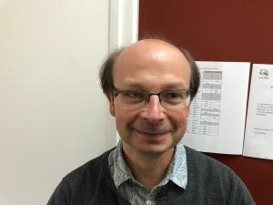 Frederic Huchette est responsable du projet Ecopôle alimentaire au sein de la communauté de communes La Région d_Audruicq