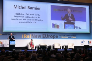 Michel Barnier. © European Union / Denis Closon