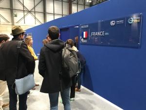 A la rencontre des négociateurs français